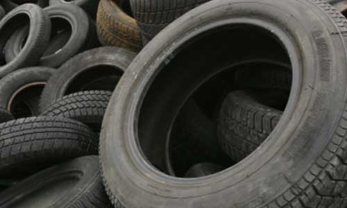 Kentucky encourages tire recycling companies to apply for grants