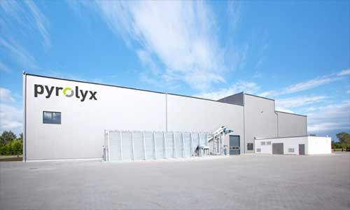 Pyrolyx USA liquidates its tire pyrolysis plant due to bankruptcy