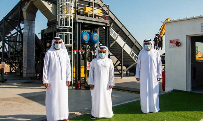 Tadweer expands its end-of-life tire recycling operations in Abu Dhabi