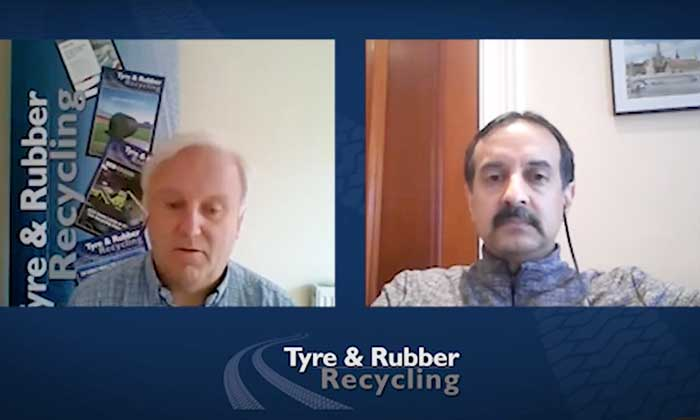 CCO of Boston Materials speaks about pyrolysis at Tyre Recycling Podcast