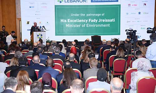 Lebanon Recycling and Waste Management Exhibition and Conference