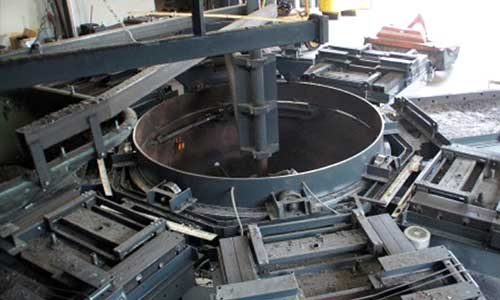 Used equipment and know-how for rubber molding for sale in Germany