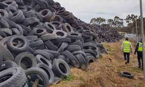NWRIC calls for stricter waste tire management and recycling legislation in Australia
