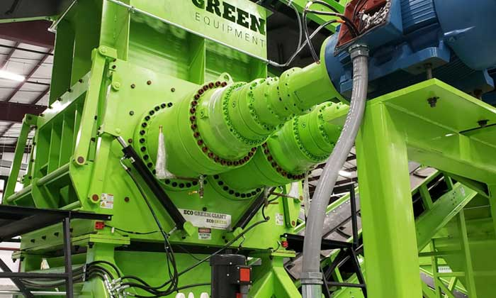 "ECO Green Equipment nominated for Recircle Awards as ""Best Tire Recycling Industry Supplier"""