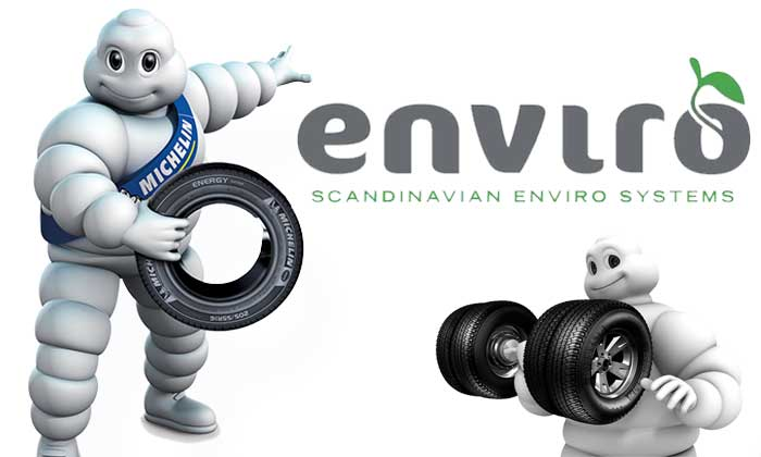 Swedish pyrolysis technology supplier receives engineering order from Michelin