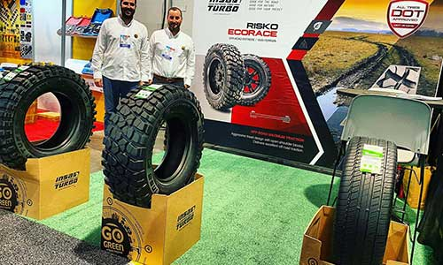 Spanish Grupo Soledad shares its success story of circular economy in tire retreading