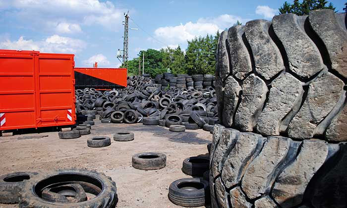 KURZ Karkassenhandel GmbH levels up end-of-life tire collection in Germany