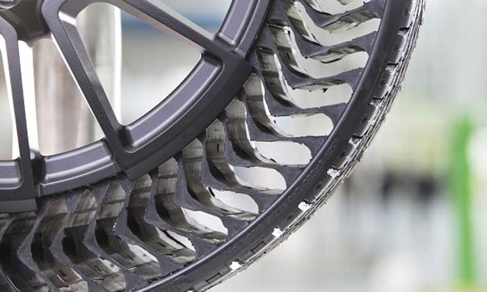 Michelin invests in recycled materials aiming at 100% sustainable tires