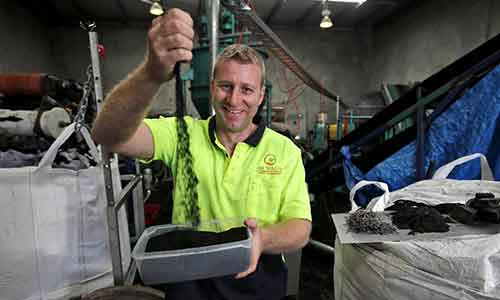 Tire recycling company in Perth paves its way to success in Western Australia