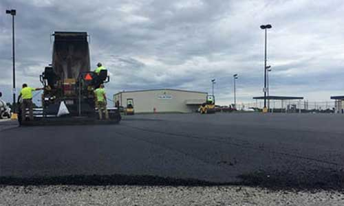 American tire recycler presents new dry-mix rubber additive to improve rubberized asphalt