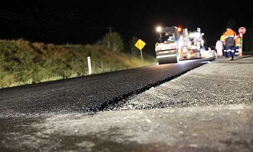 New tests of rubberized asphalt planned in Australia's Queensland this May