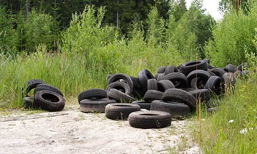 TRA warns that COVID-19 can lead to widespread increase in end-of-life tyre stockpiling