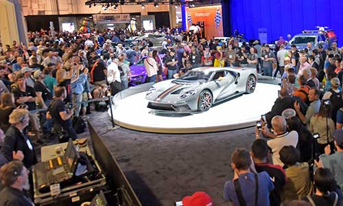 Global Tire Expo Powered by SEMA Show